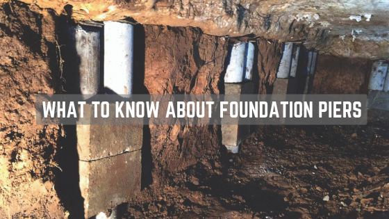 what to know about foundation piers