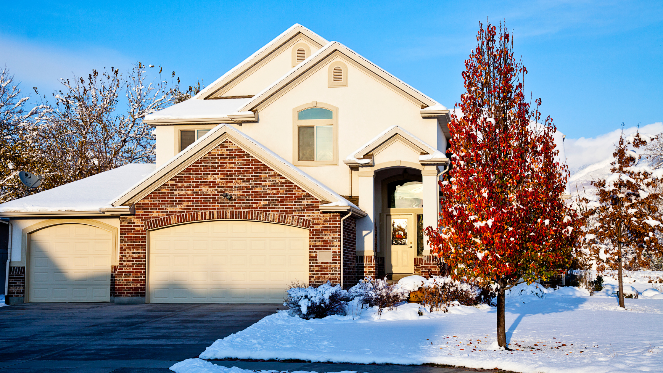 Signs Your Home Was Affected by the Snow Storm