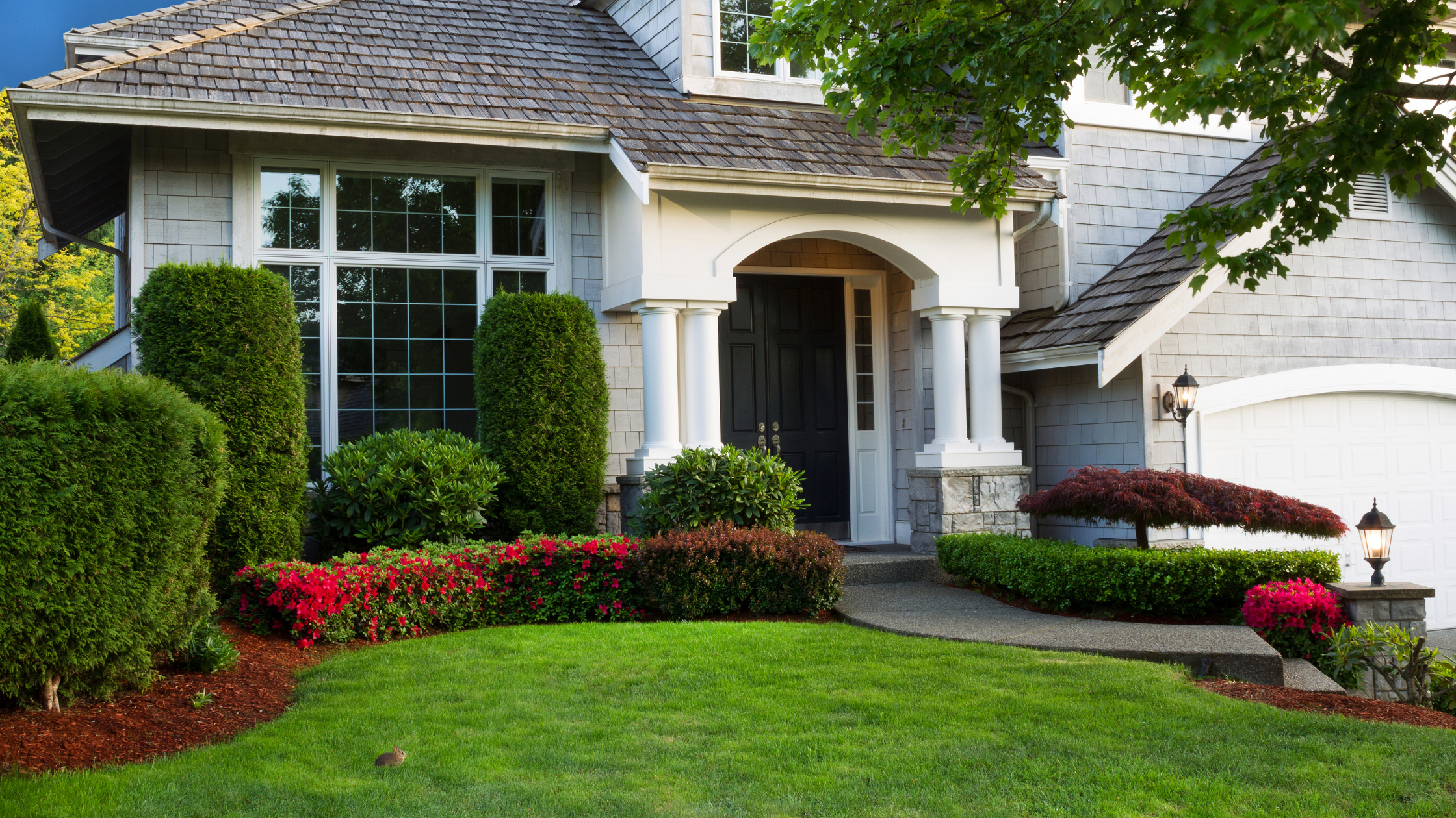 Landscaping Can Help Protect Your Foundation