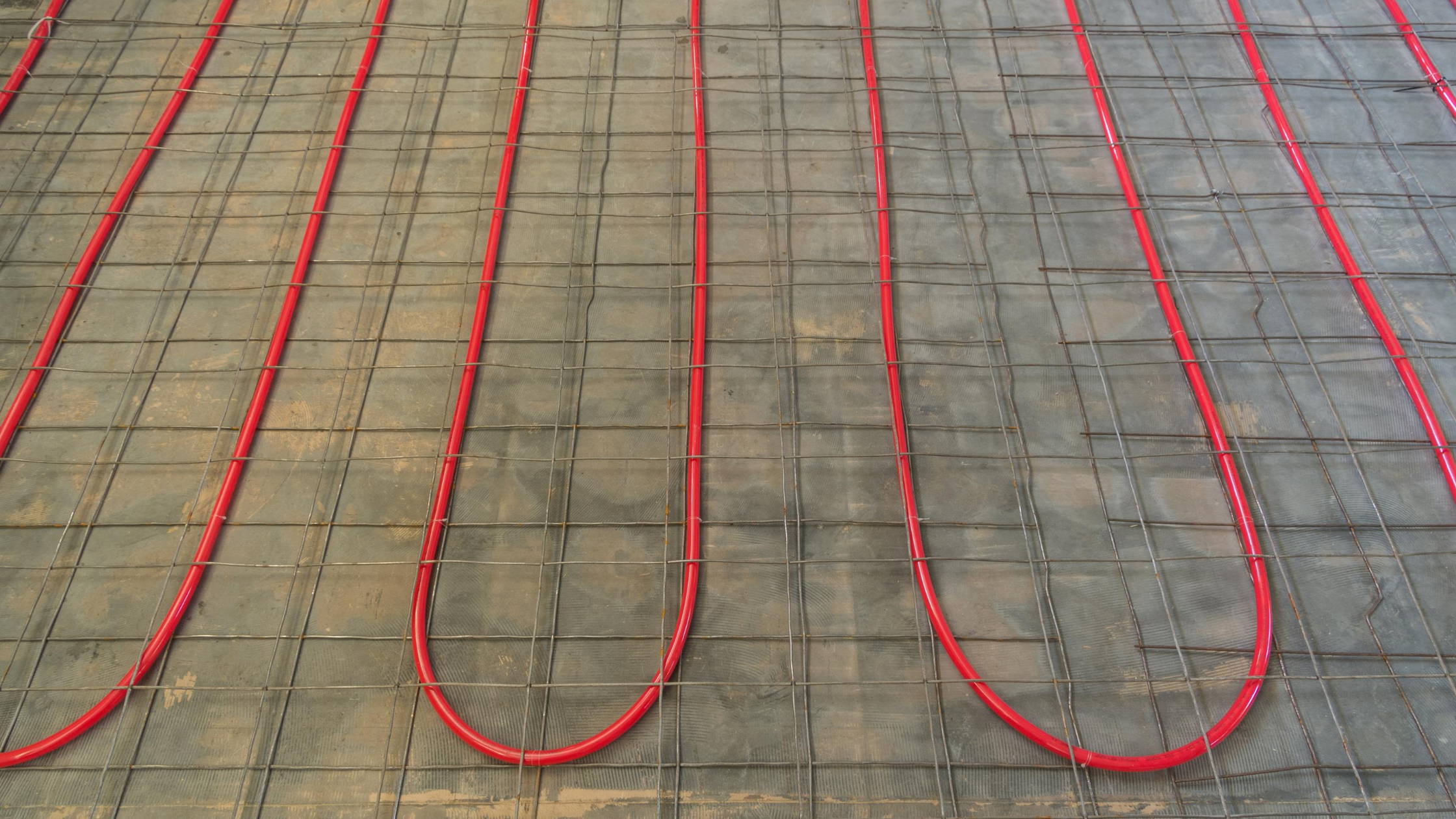 Increasing Energy Efficiency with PEX Pipes